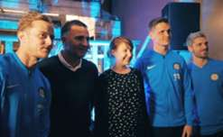 A big thank you to all the fans who attended our FFA Cup Launch and sampled the Melbourne City Pale Ale at Stomping Ground Brewery & Beer Hall. We hope you had a great night!