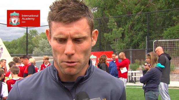 """Milner: """"Jetzt kennen Liverpool-Fans Solanke"""""""