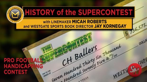 Westgate Super Contest History
