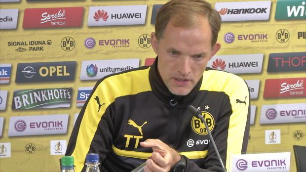 """Tuchel: """"Wollen junge Spieler mitziehen"""""""