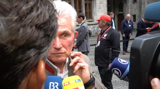 "Heynckes über Pokal: ""Vieles lief gegen uns"""