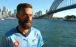 Sydney FC captain Alex Brosque says their record against Perth Glory gives them confidence ahead of Saturday night's Semi Final.