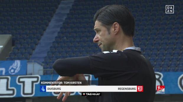 MSV Duisburg - SSV Jahn Regensburg