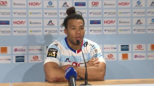 """Rugby : 21e j. - Thomas - """"C'était important de gagner ce premier derby à la U Arena"""""""