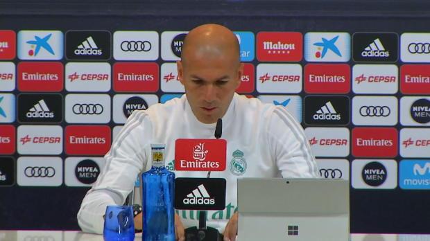 Zidane bangt um Kroos gegen Dortmund