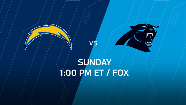 Week 14 Game Preview: Chargers vs. Panthers