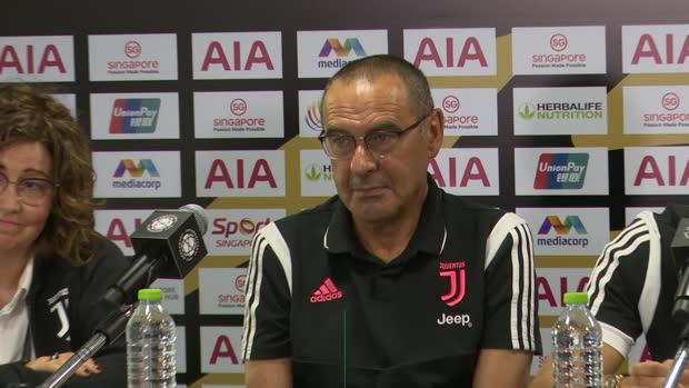 Juventus - Sarri esquive les questions sur Pogba