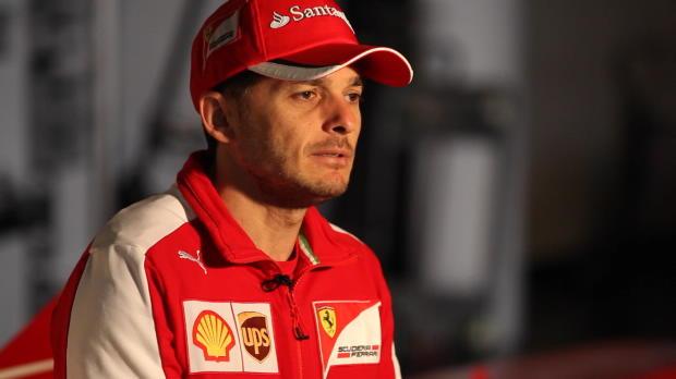 "F1 - Fisichella: ""Interlagos es mi preferido"""