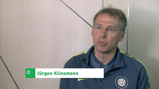 """Klinsmann: VfB """"hat viele Leute überrascht"""""""