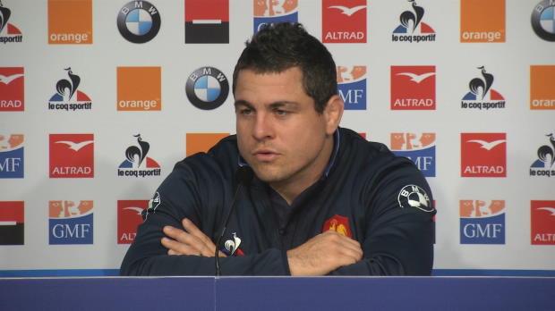 """Rugby : Tournée de novembre - Guirado - """"Le rugby est très fort dans le Nord"""""""