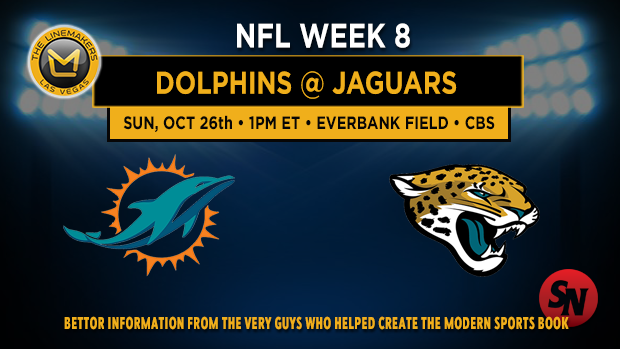 Miami Dolphins @ Jacksonville Jaguars