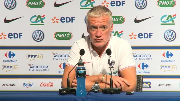 L'équipe de France va disputer des matchs amicaux pendant deux ans avant l'Euro 2016, Didier Deschamps évoque les avantages et les inconvénients de cette situation.