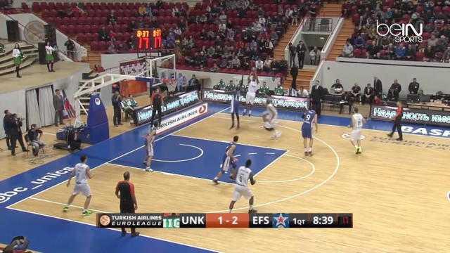 EL : Kazan 67-64 Istanbul