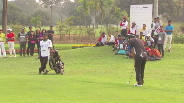 Bangladesh Open Day 2: L Chuayprakong leads