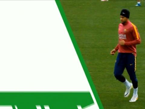 كرة قدم: الدوري الإسباني: نيمار- السيرة الإحترافية