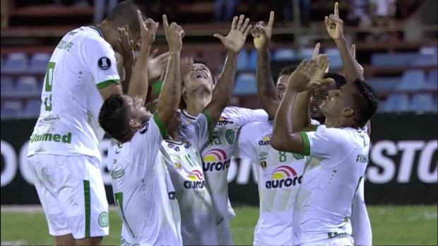 Copa Libertadores: Chapecoense-Comeback