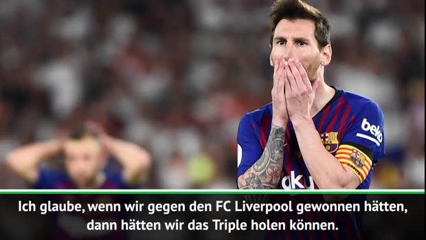 """Pique nach Final-Pleite: """"Sind sehr verletzt"""""""