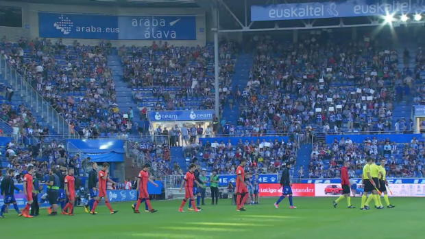 Alaves - Real Sociedad