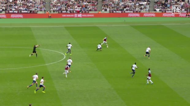 West Ham - Tottenham