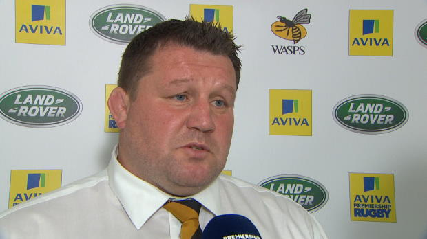 Aviva Premiership - Dai Young Interview