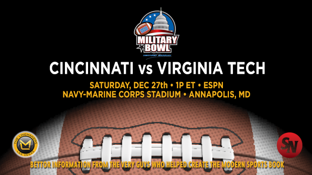 Cincinnati Bearcats vs. Virginia Tech Hokies