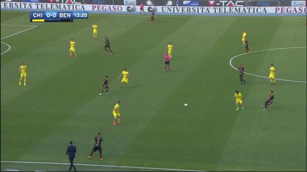 Chievo Verona - Benevento