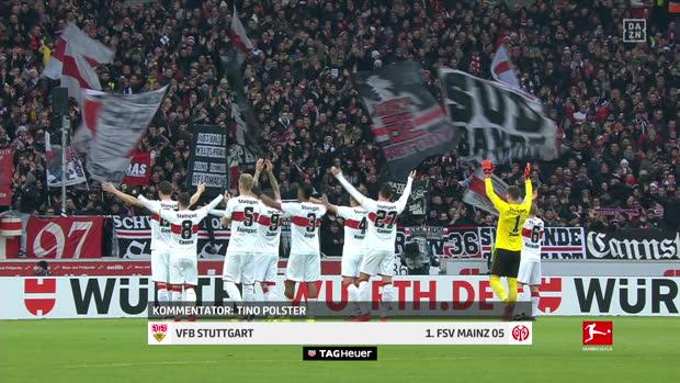 Bundesliga: VfB Stuttgart - 1. FSV Mainz 05 | DAZN Highlights