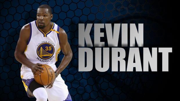 El perfil de Kevin Durant