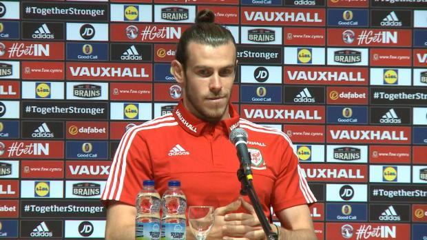 Bale über Belgien: Keine Respektlosigkeit