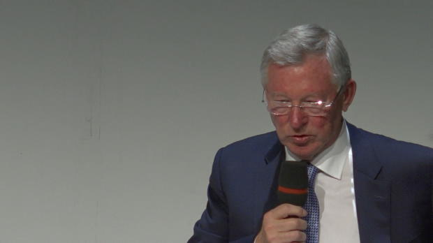 "Ferguson: ""Ronaldo ist etwas Besonderes"""