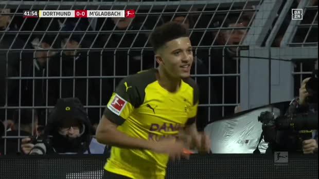 Tempo, Tricks, Tore: Jadon Sanchos Top-Szenen   Bundesliga Highlights