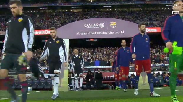 7:0! Messi und Suarez zerlegen Valencia