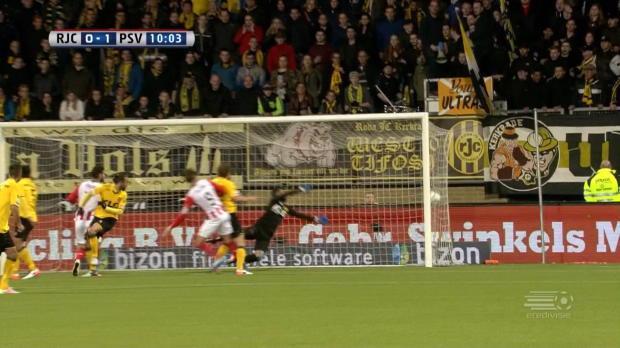 Ex-Borusse mit Doppelpack, PSV auf Titelkurs