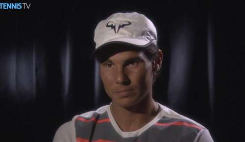 Nadal Interview: ATP Beijing Preview