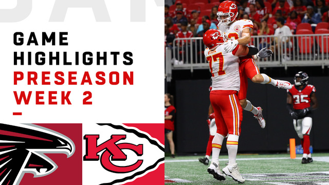 Falcons vs. Chiefs highlights | Preseason Week 2