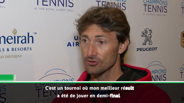 Basket : Interview - Ferrero partage ses souvenirs de l'Open d'Australie