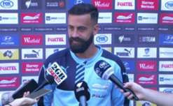 Sydney FC skipper Alex Brosque gives his final rallying cry ahead of tomorrow's huge game and Premiers Plate celebration Allianz Stadium​ and find out what plans the squad have post final whistle.