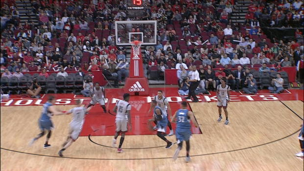 Assist of the Night - Kris Dunn