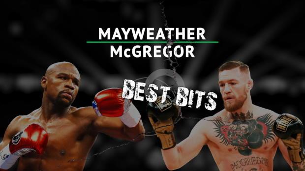Boxen: Demütigung pur! McGregor vs. Mayweather