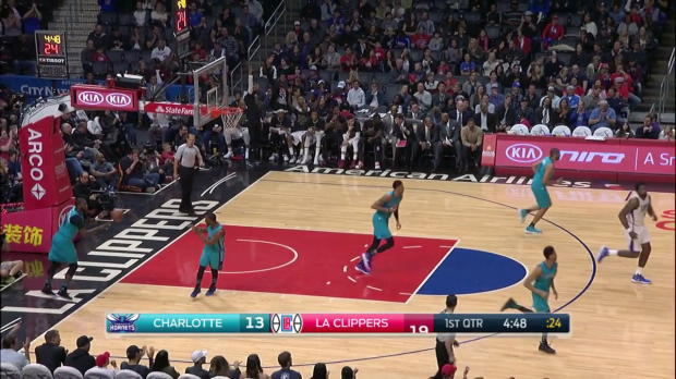 WSC: Highlights: Blake Griffin (43 points) vs. the Hornets,
