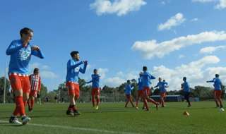 We took on the Central Coast Mariners at CFA Melbourne yesterday as we continued our important pre-season preparations. See our City in Colour of all the pre-match build up!