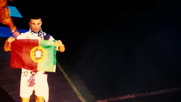Ballon d'Or: Titelanwärter Cristiano Ronaldo