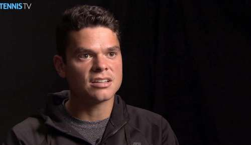 Raonic Interview: ATP Queen's SF