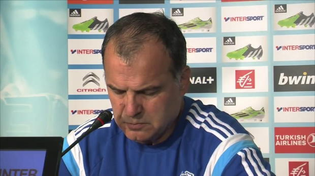 "Foot : OM - Bielsa ""contre les sanctions"""