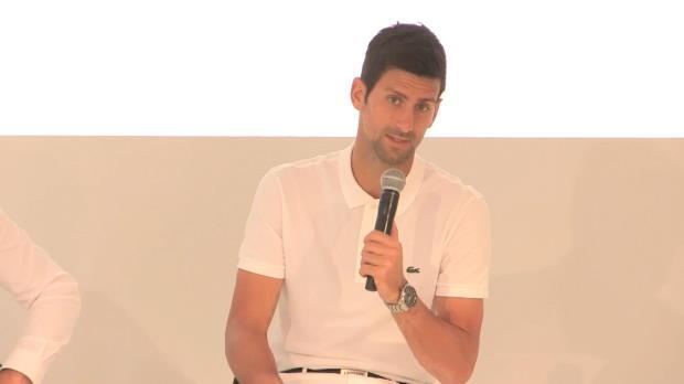 """Djokovic: """"Quiero terminar como un grande"""""""