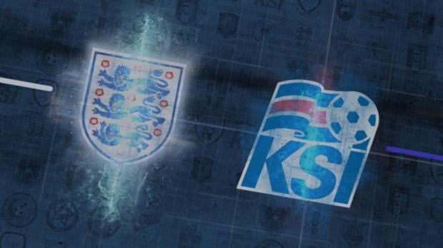 Fünf Fakten vor England gegen Island