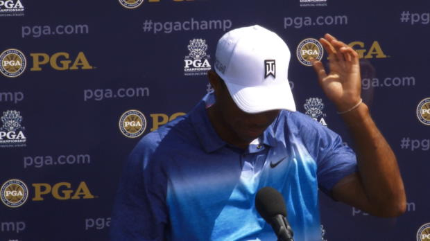 Tiger fumes over 'worst putting rounds'