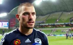 Hear from Melbourne Victory playmaker James Troisi following Saturday night's 4-1 win over Perth Glory.