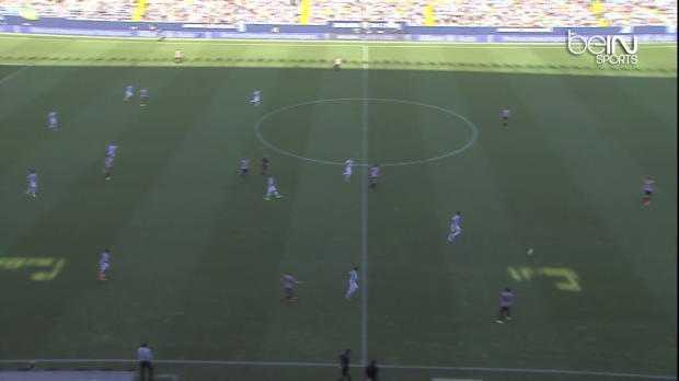 Liga : Malaga 1-0 Athletic Bilbao