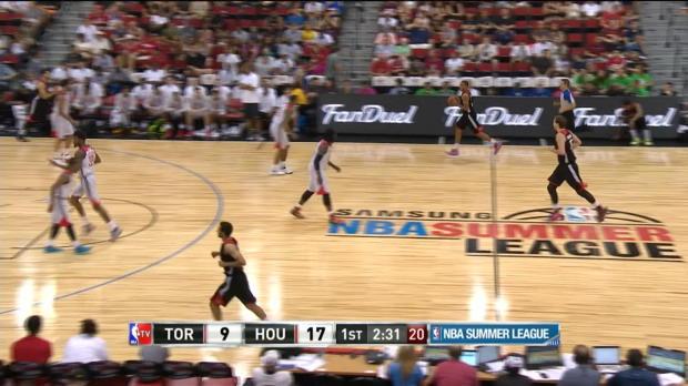 Raptors vs. Rockets